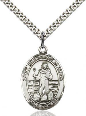 St. Bernadine Of Sienna Pendant