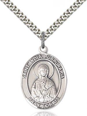 St. Lydia Purpuraria Pendant