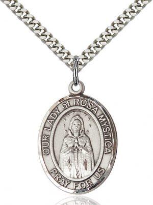 O/L of Rosa Mystica Pendant