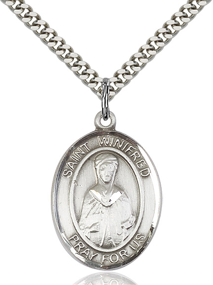St. Winifred of Wales Pendant