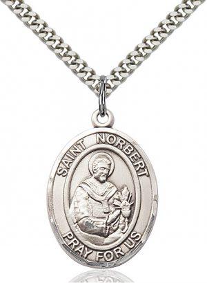 St. Norbert of Xanten Pendant