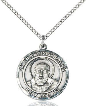 St. Francis de Sales Pendant