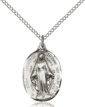 Immaculate Conception Pendant