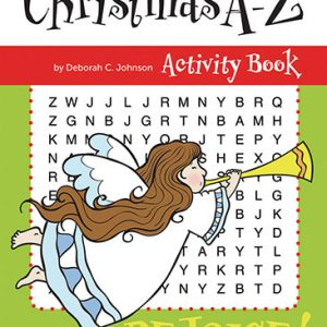 Activity Book - Christmas A-Z