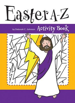 Activity Book - Easter A-Z