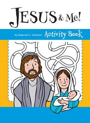 Activity Book - Jesus and Me