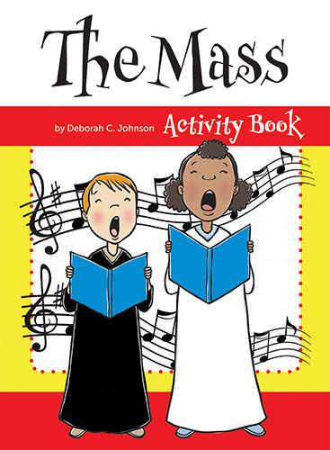 Activity Book - The Mass Activity Book