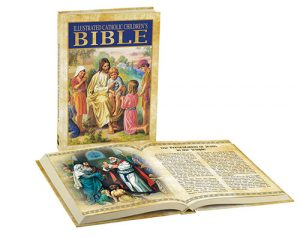 Illustrated Catholic Childrens Bible