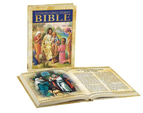 Illustrated Catholic Childrens Bible