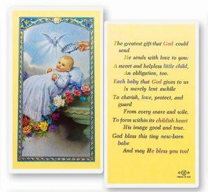 Holy Card