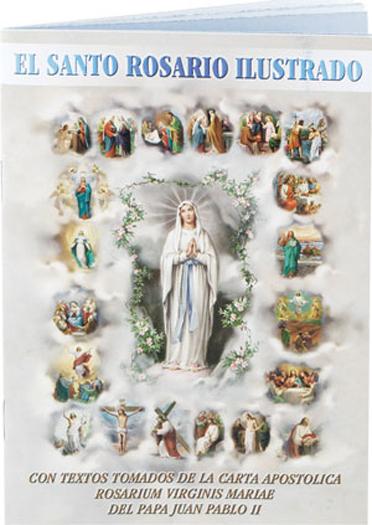 Spanish - Rosary Book