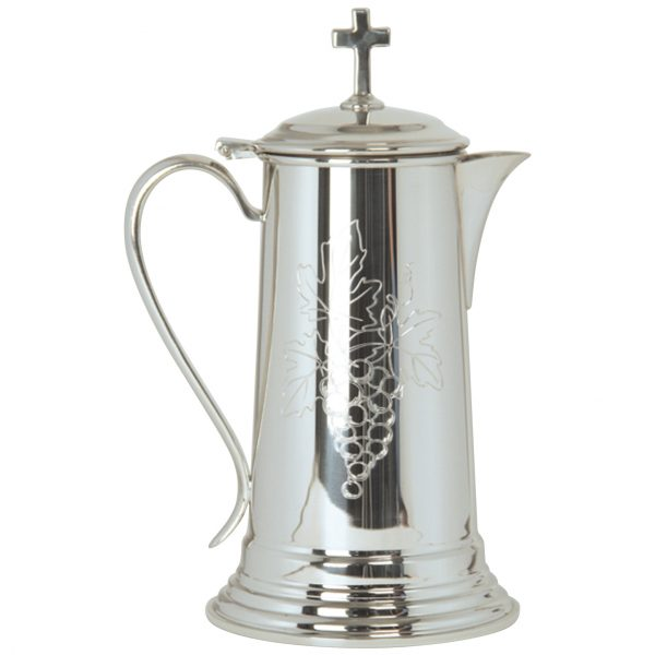 Pewter Flagon