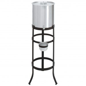 Holy Water Tank and Stand
