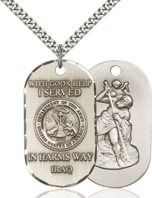 Iraq / Army Pendant