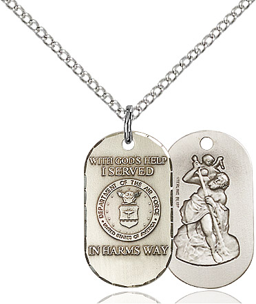 Air Force Pendant