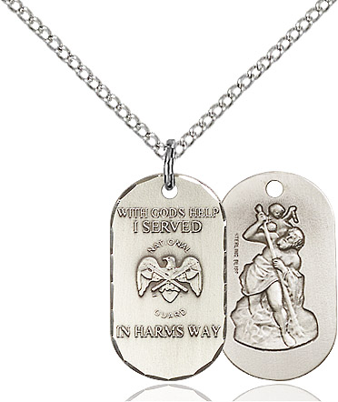 National Guard Pendant