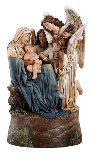 Statue - Song of Angels - Musical 9""